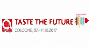 7 – 11 October 2017  Anuga cologne Germany